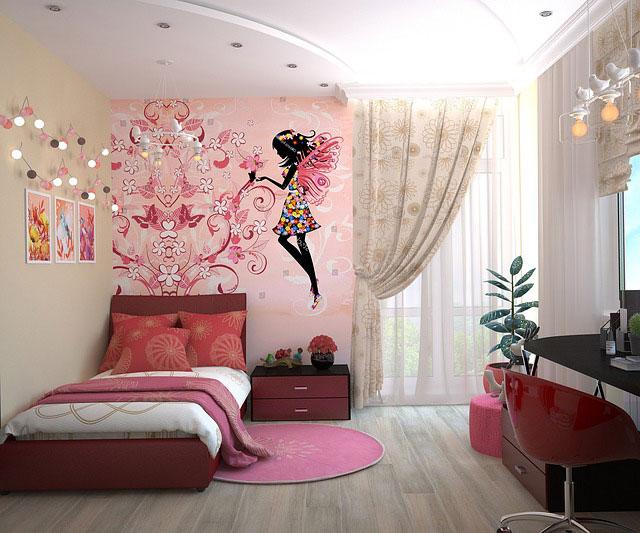 Naklejki dekoracyjne na ścianę - jakie wybrać do pokoju dziecka?